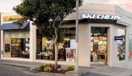 Skechers-magasin