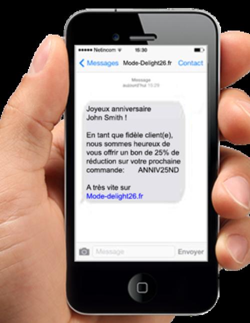 CAMPAGNE SMS PHIMAG KWISATZ
