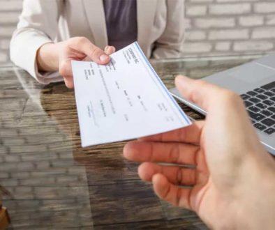 le cheque numerique pour les commerçants et artisants